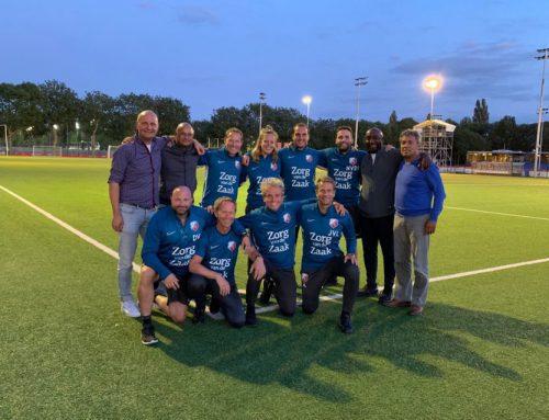 JBF workshop bij FC Utrecht op woensdag 4 september 2019