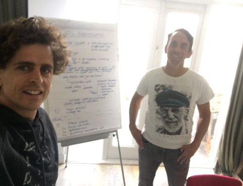 Eerste online workshop John Blankenstein Foundation groot succes!