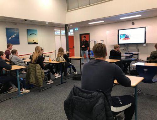 Workshops op Alfa College in zowel Assen en Groningen goed ontvangen!