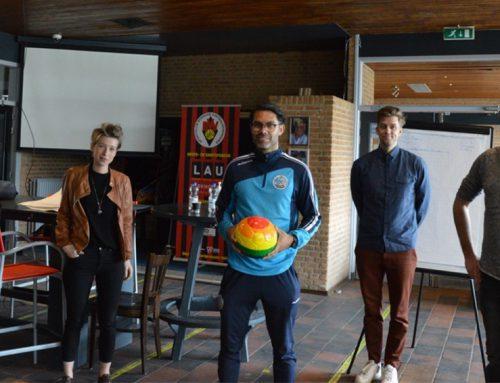 De JBF geeft workshops bij FC Den Bosch